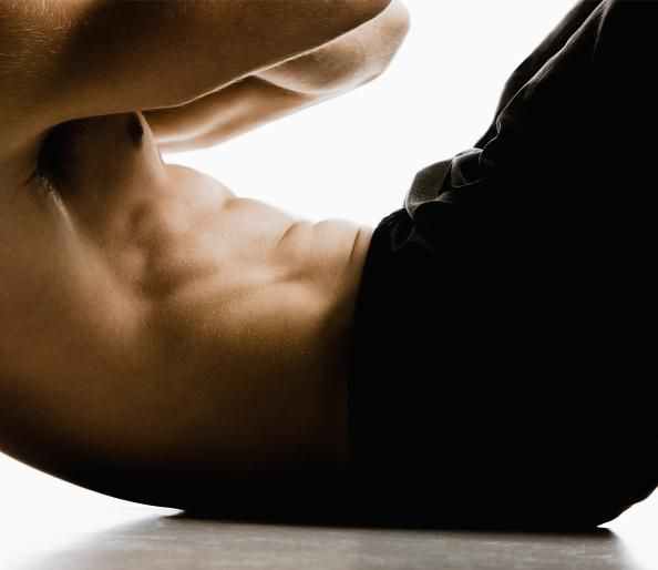 Burn fat around your belly