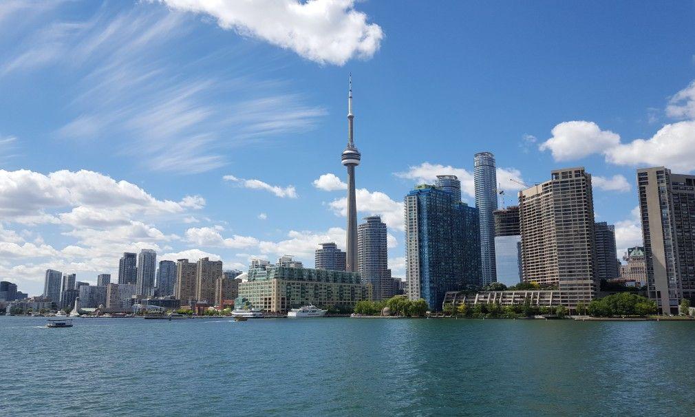 Torontos Skyline