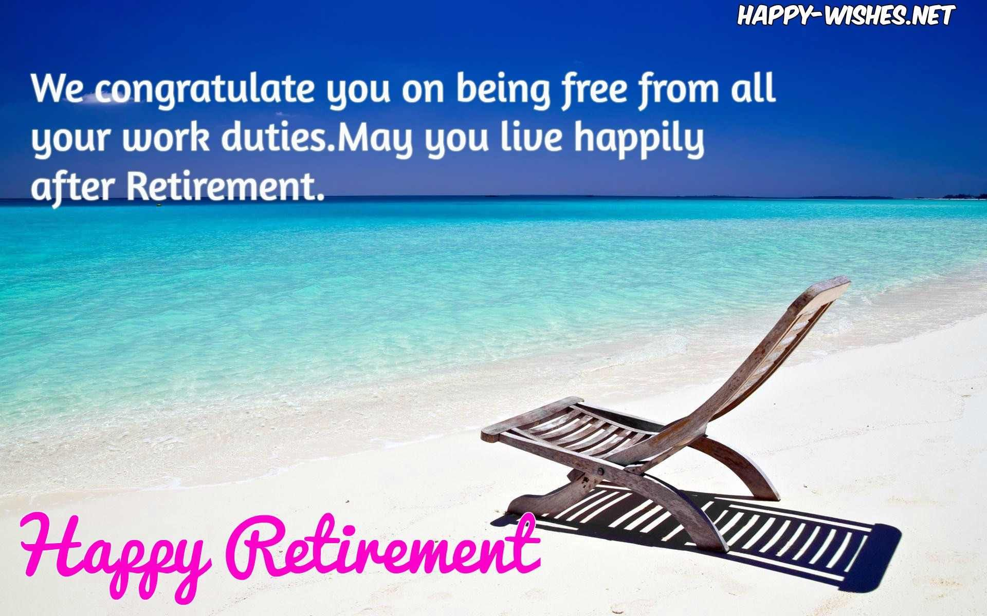 50+ Best Retirement wishes and quotes Happy Wishes