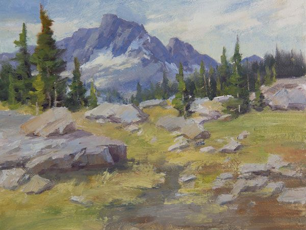 Create Compelling Visual Paths: Landscape Painting Tutorial ...