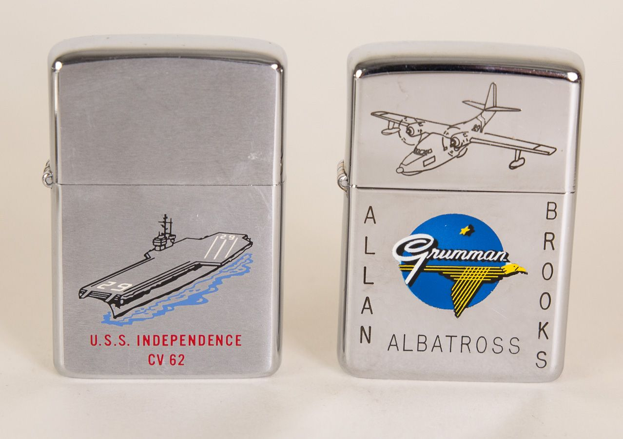 21 Vintage Collectible Zippo Lighters Texaco Chesterfield Uss Independence