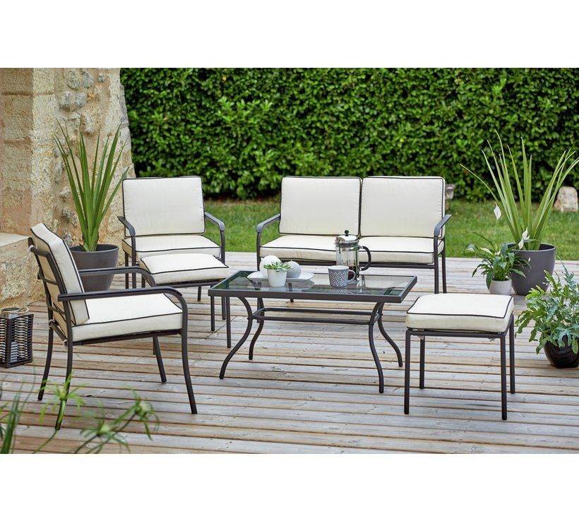 Buy Collection Ronda 4 Seater Conversational Set at Argos.co.uk ...
