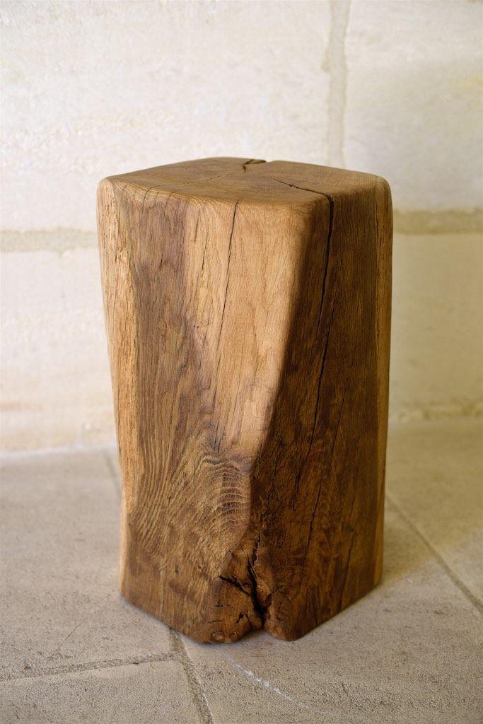 banc deco acier fer forg industriel meuble poutre tabouret objets bois pinterest meuble. Black Bedroom Furniture Sets. Home Design Ideas