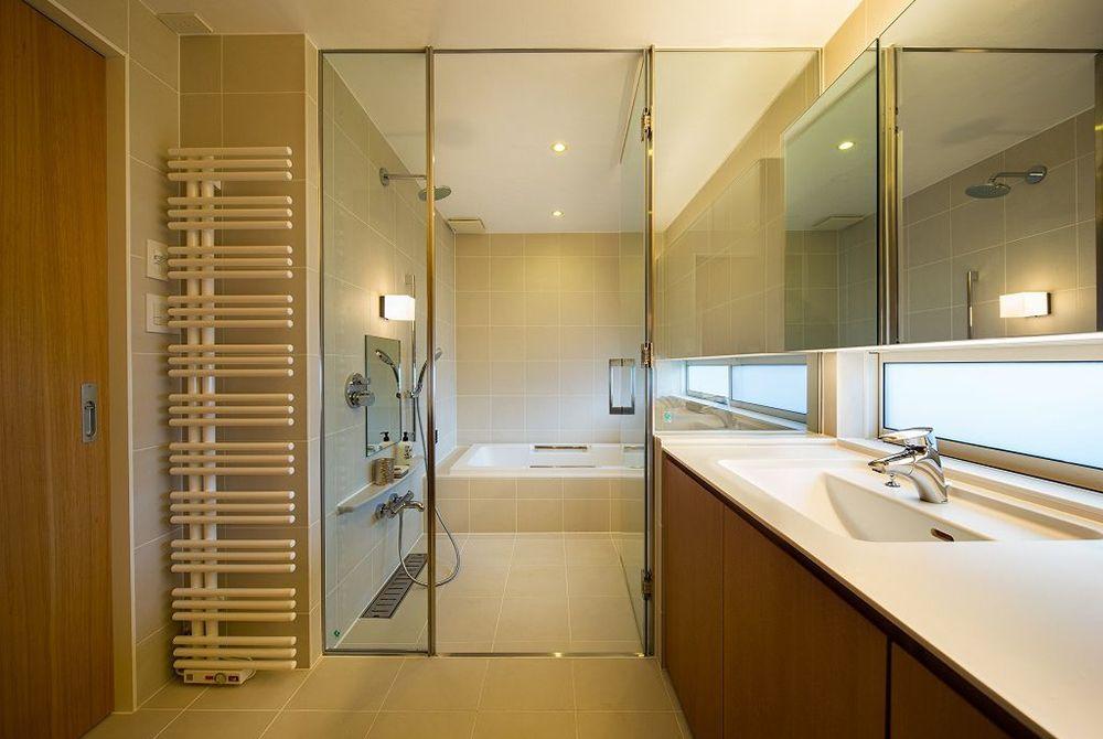 洗面室 部屋別施工例 施工例 注文住宅 マキハウス 福岡の注文住宅 戸建分譲 リノベーション 2021 バスルームのデザイン リフォーム バスルーム ハウス