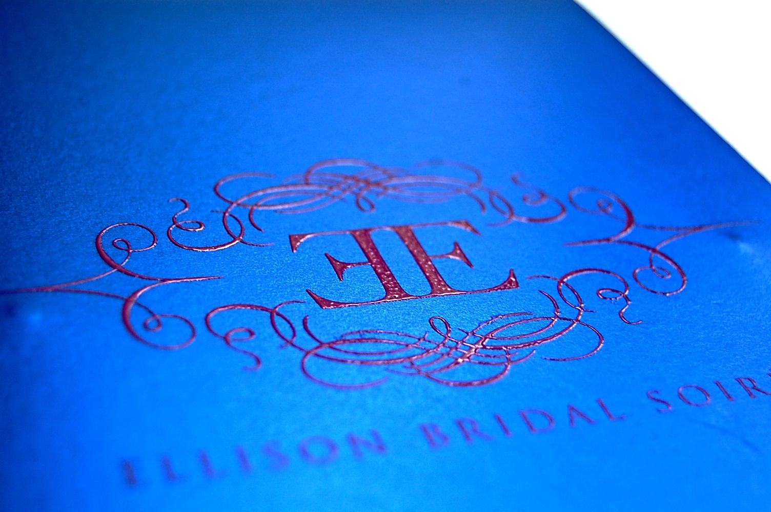 Luxe Bridal Soiree Invitation By Lepenn Designs Featuring Fuchsia