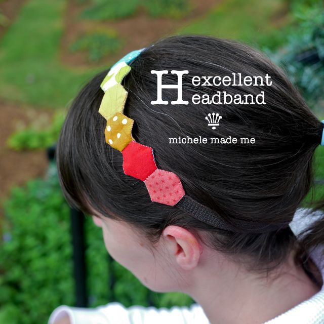 Tutorial Hexcellent Headband Diy Accessoires Mode Pinterest