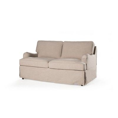 Delaney Loveseat Sand - Sofas 2 Go, Brown | Products | Sofa ...