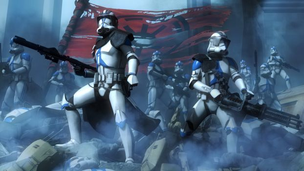 Morituri By Lonefirewarrior Star Wars Art Star Wars Wallpaper Star Wars Images