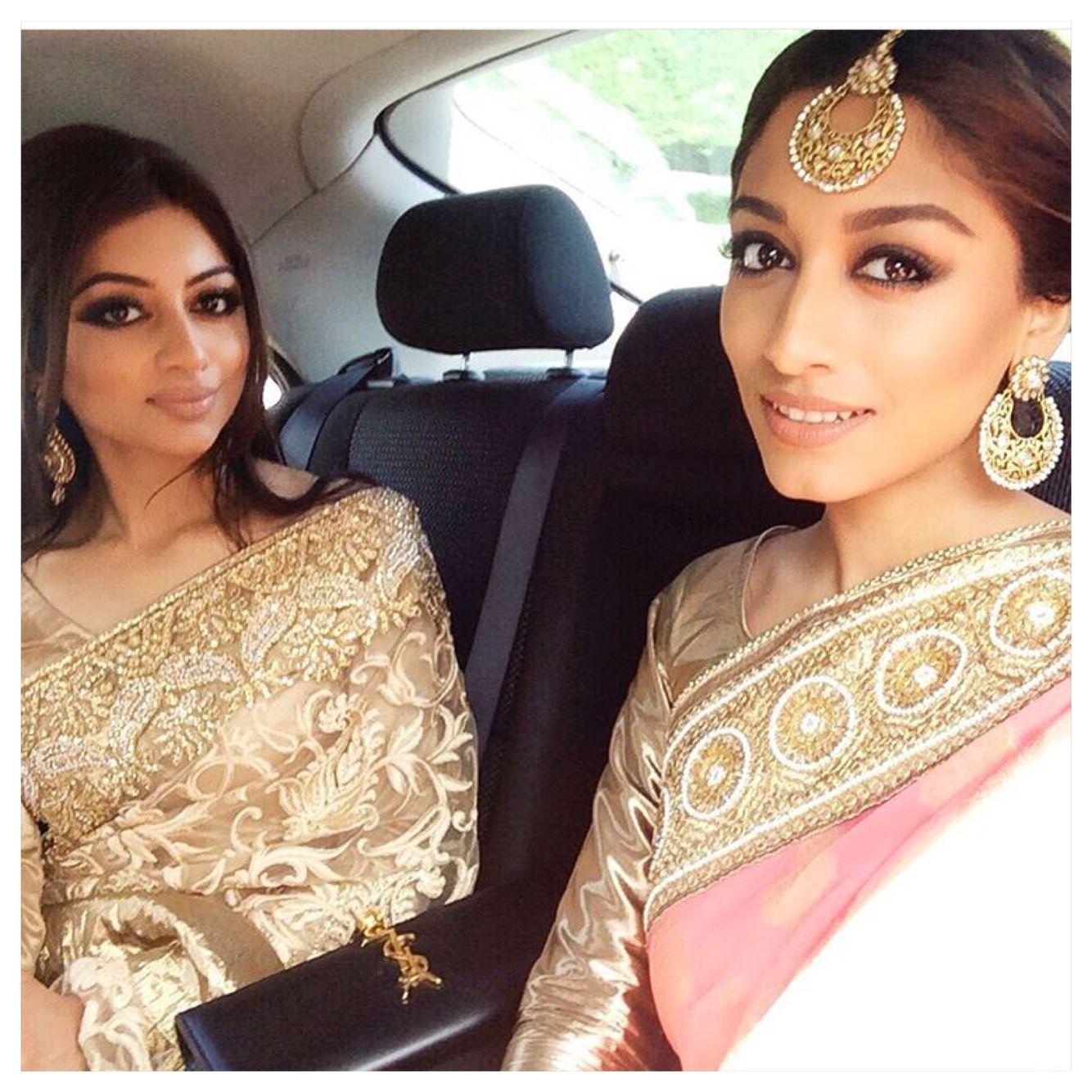 Pakistani Desi Indian Bengali Wedding Eid Style Makeup Lashes Liner Wedding Guest Makeup Indian Wedding Makeup Indian Wedding [ 1334 x 1334 Pixel ]