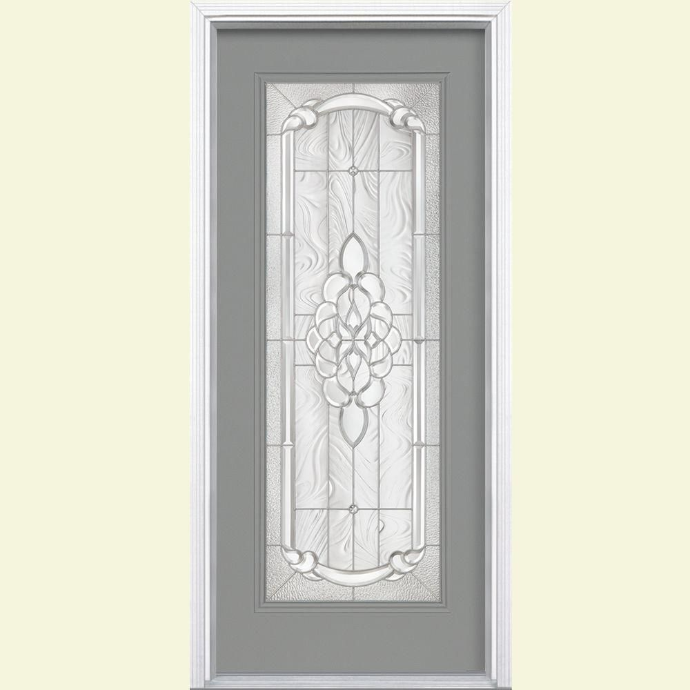 New 36 Steel Entry Door