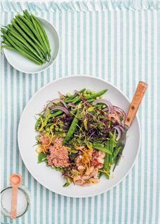 Food & Home Entertaining | Mouth-watering green salad