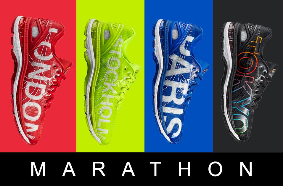 asics gel nimbus 20 marathon