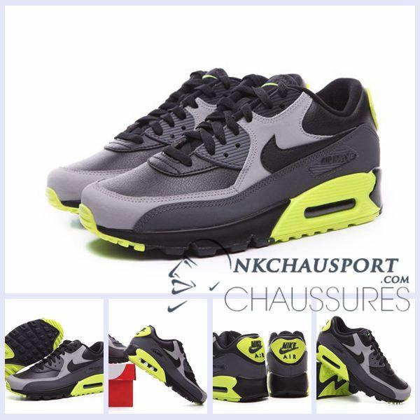 tout neuf bba4b 0f8b8 Nike Air Max 90   Meilleur Chaussures Running Homme Cuir ...