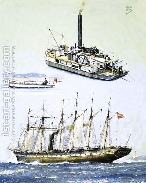 The SS Great Britain by John S. Smith