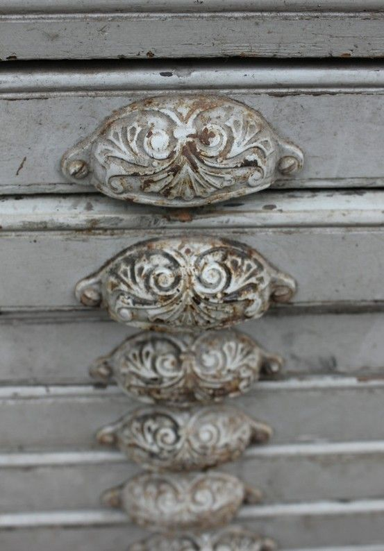 Hobby Lobby Cabinet Knobs : hobby, lobby, cabinet, knobs, Renee, Because, Market, Style,, Antique, Cabinets,, Vintage, Hardware