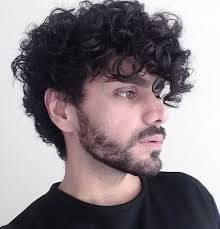 Image Result For Hairstyles For Mixed Race Afro Hair Curly Hair Men Curly Hair Styles Medium Hair Styles