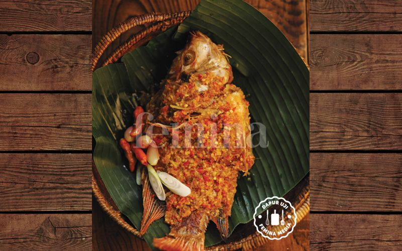 Resep Ikan Nila Nyat Nyat Resep Ikan Resep Masakan