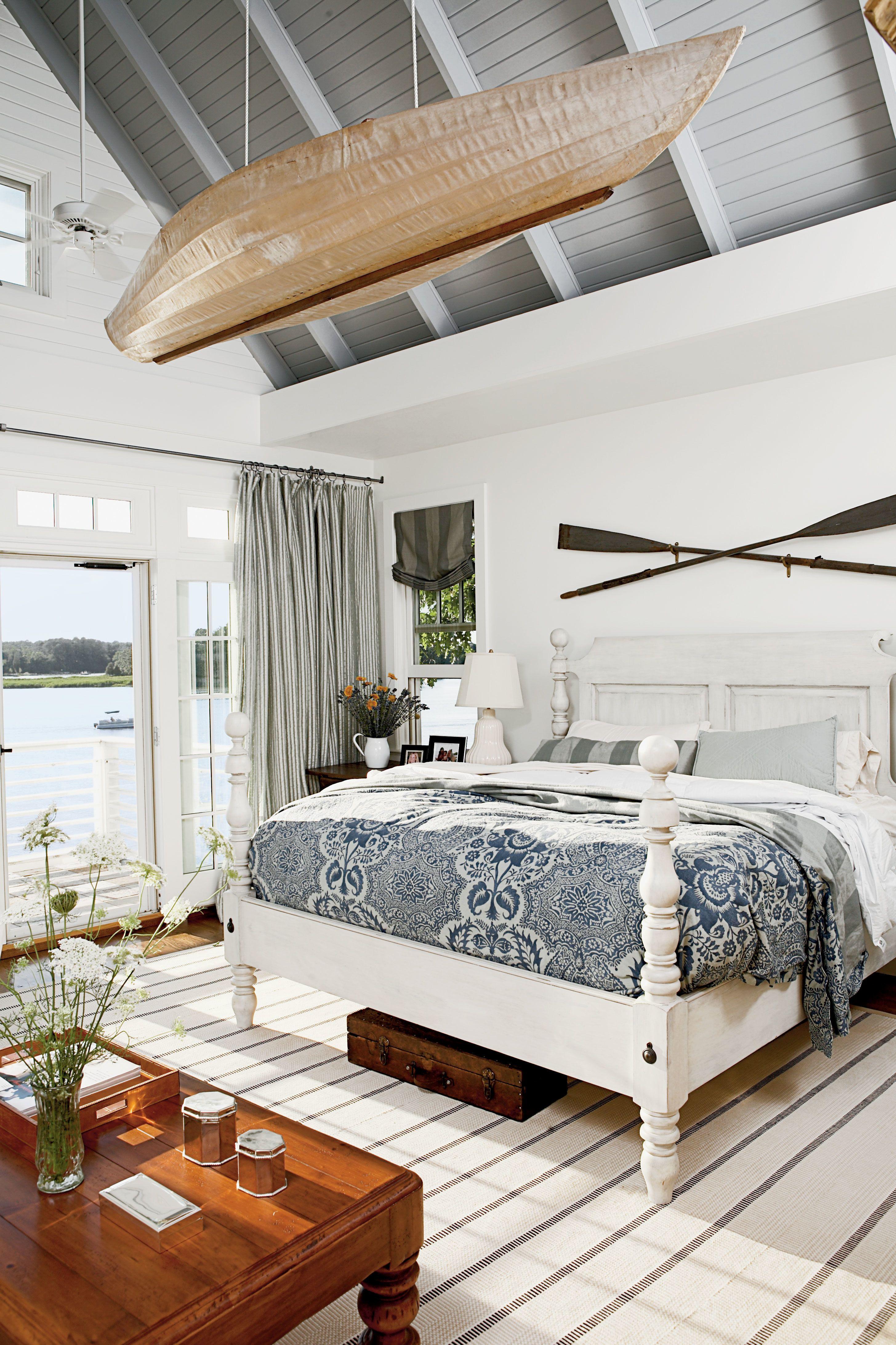 20 Genius Nautical Decorating Ideas Bedroom Decor Master