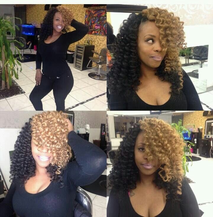 50 Awesome Crochet Braids Hairstyles Pictures