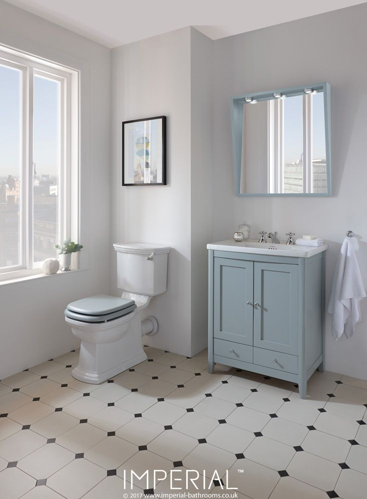 Radcliffe Esteem Vanity Unit Grey Ecru