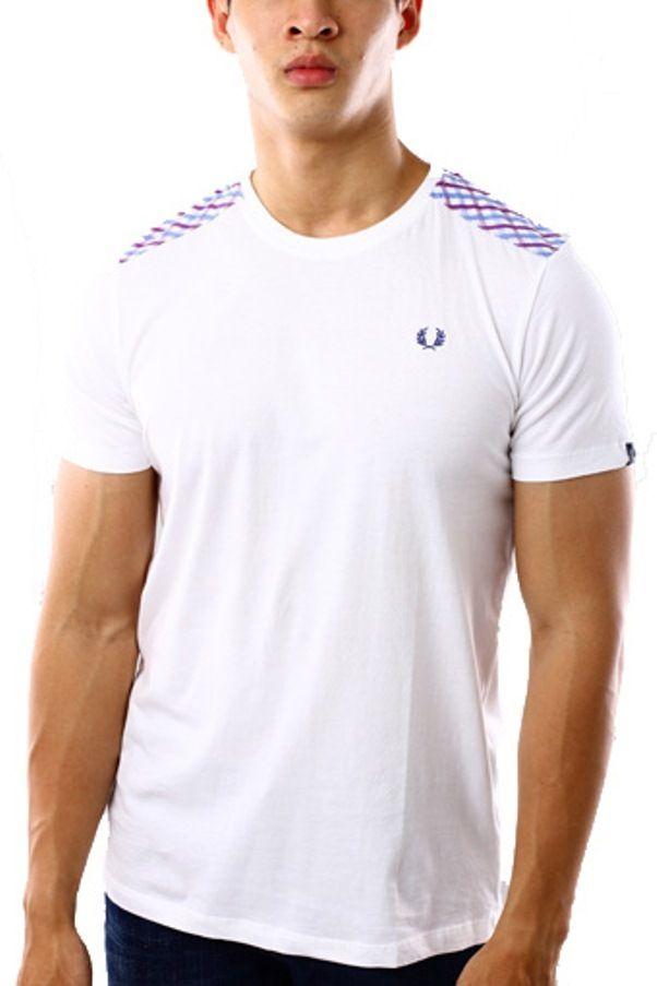 Edberth Shop T-Shirt Pria - Putih - Int:L