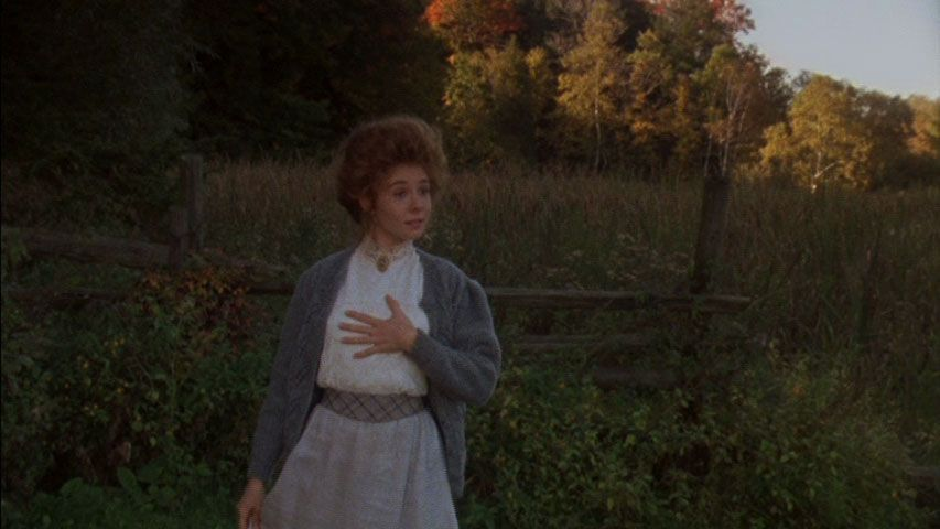 "Me?  I'd be honoured to accept this dance.  ""You have lovely starry violet eyes darling.""  Why thank you, you can call me Cordelia.  ""Cordelia, you have an exquisite rose leaf complexion."" – Anne Shirley (Anne of Green Gables: The Sequel)"