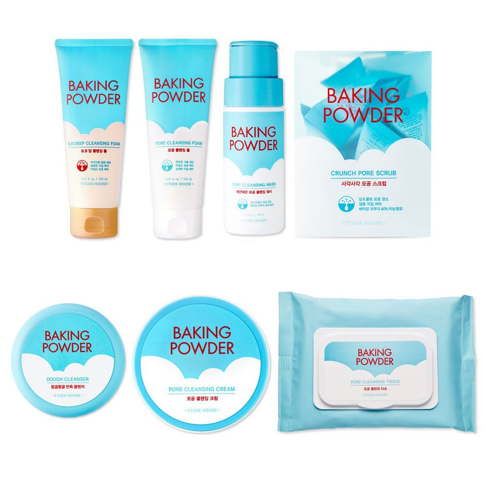 Details About Etude House Baking Powder Pore Cleanser Or B B