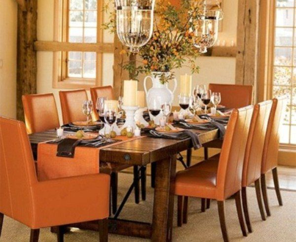 Pottery Barn Dining Room Furniture | Expandable dining tables serve a big dose of style to any dining room ...