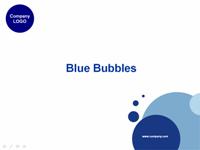 blue bubbles template | powerpoint templates | pinterest | free open, Professional Open Office Presentation Template, Presentation templates
