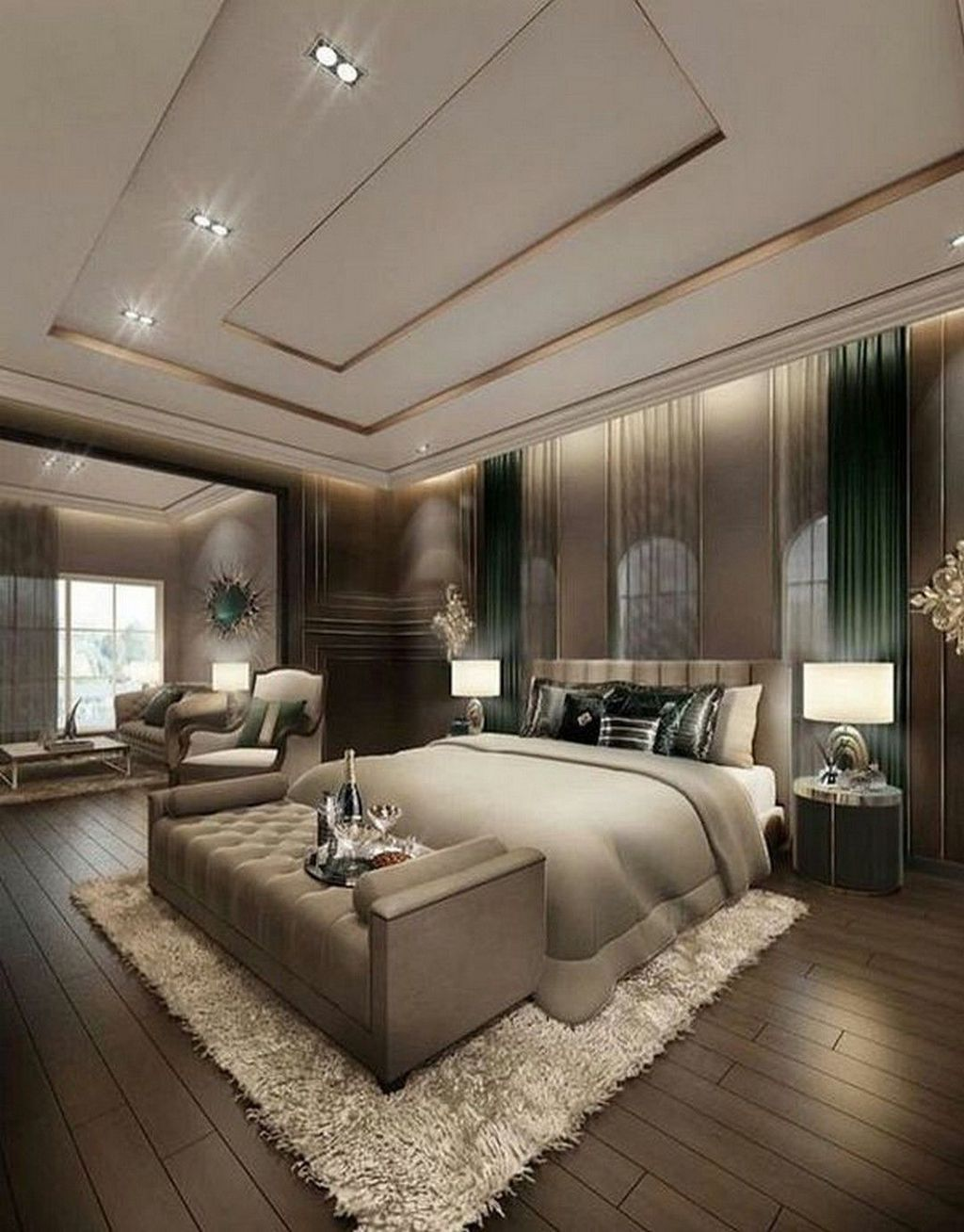 46 The Best Master Bedroom Design Ideas Luxury Bedroom Master Amazing Bedroom Designs Luxury Master Bedroom Design