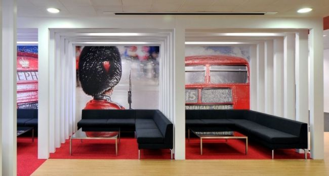 rackspace office morgan. Rackspace Office Design By Morgan Lovellwait Here Waiting Roomm Image Of A Person Reading Book R