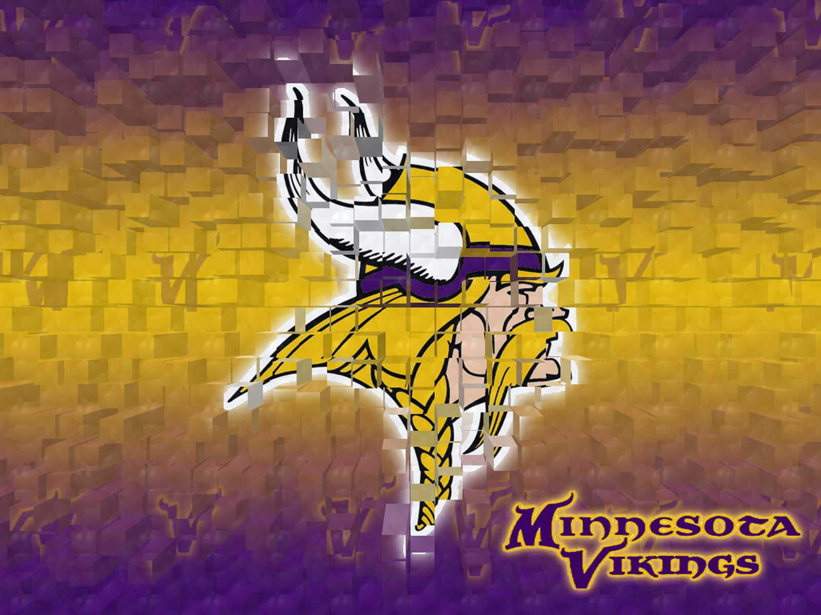 Minisota Vikings 3d Wallpaper 1600x1200 Jpeg 1 600 1 200 Pixels Minnesota Vikings Wallpaper Minnesota Vikings Minnesota Vikings Logo