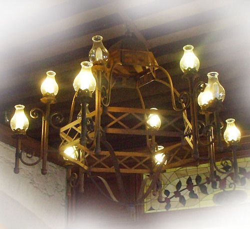 Best Of Mexican Tin Chandelier