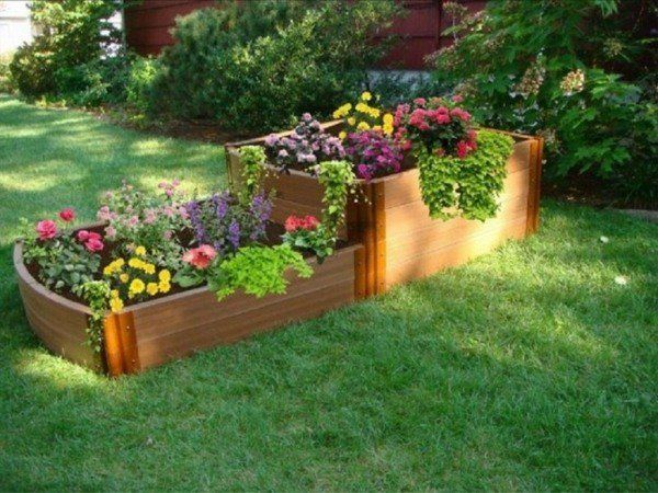 Raised garden beds ideas garden design ideas attractive flower ...