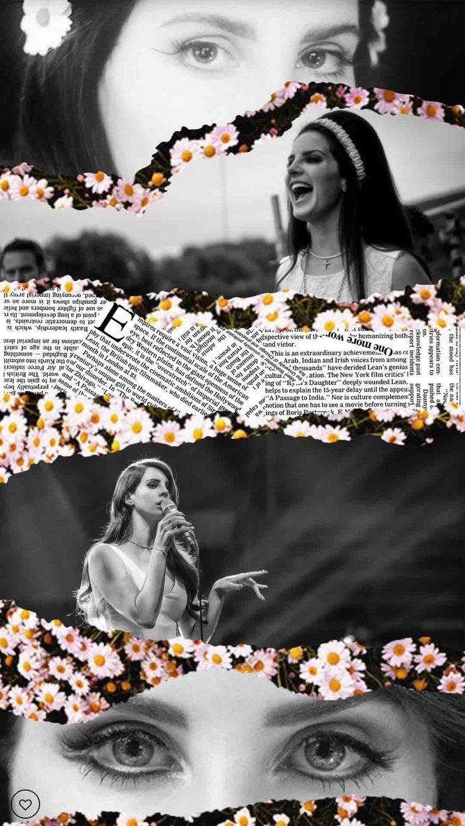 Lana Del Rey By Theyellowworld Ldr Lana Del Rey Elizabeth