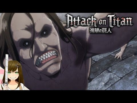 Attack On Titan Season 2 Episode 5 Review Discussion Attack On