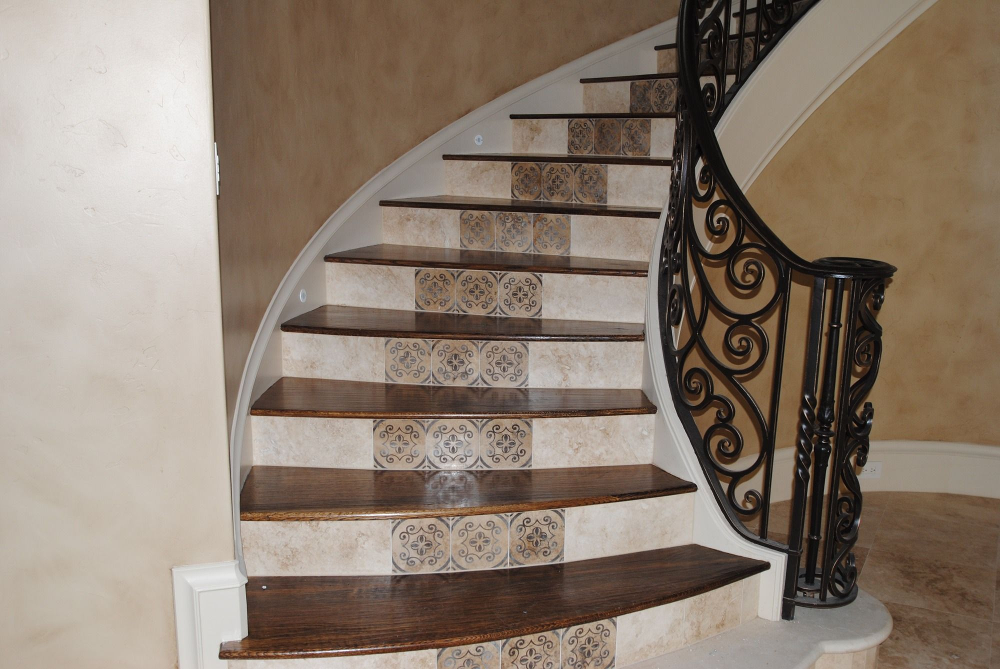 Stair Cases Home Interior Design Ideas Home Interior | Tiles Design For Stairs Wall