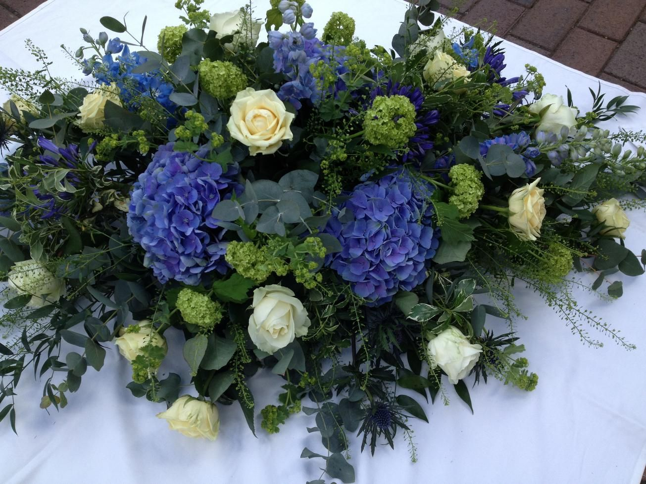 Image result for flowers on coffin grandad pinterest shape image result for flowers on coffin funeral flowerscauliflower izmirmasajfo Gallery