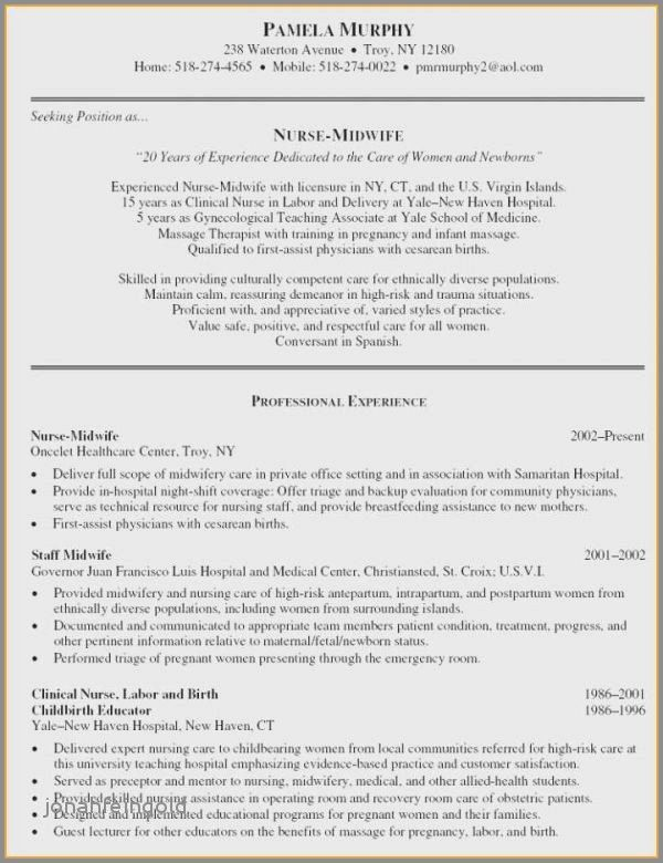 71 Beautiful Gallery Of Resume Objective Samples Healthcare