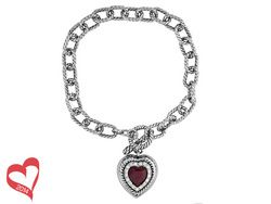 Love Your Heart Collection, Red - 10% of prices goes to Go Red For Women
