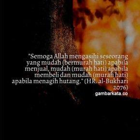 Kata Mutiara Hadist Islami