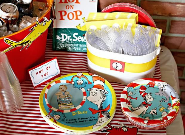 Hostess with the Mostess® - Dr. Seuss Birthday