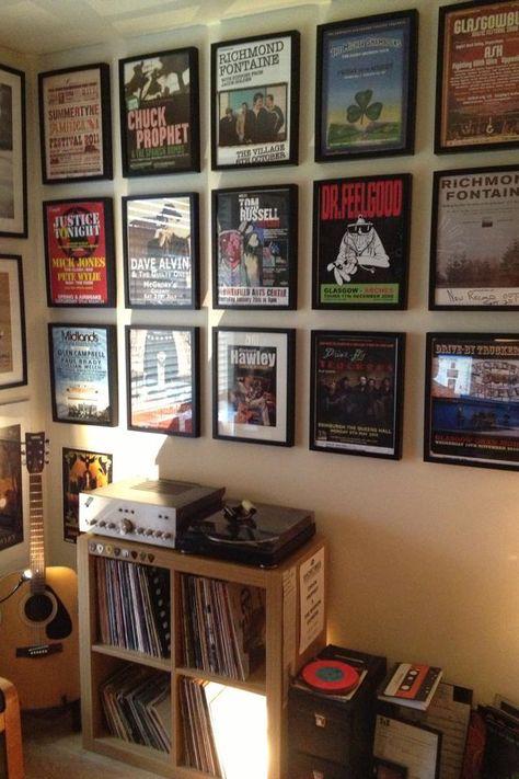 Photo of 19 New ideas for room decor for men music studios #Audio room decor