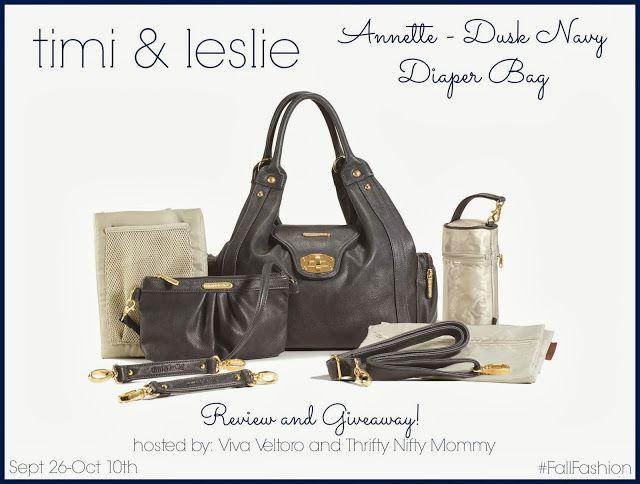 viva veltoro - Timi & Leslie giveaway!   Diaper bag ...