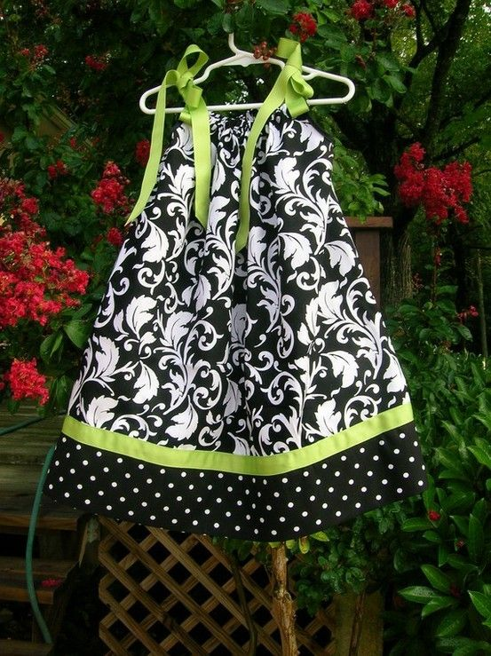 pillowcase dress | FOR THE GIRLS | Pinterest | Nähen, Kinder kleider ...