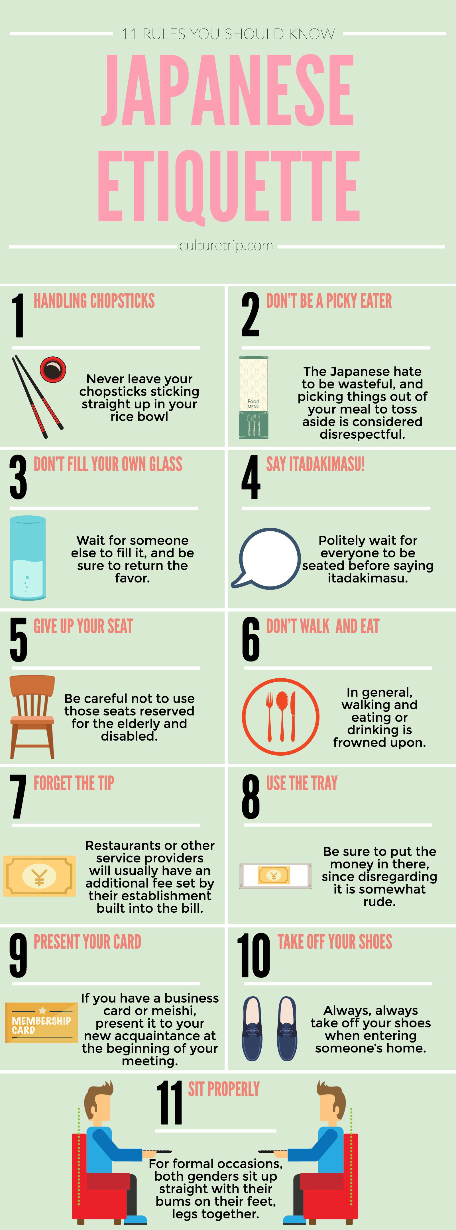 Etiquette Tips For Visiting Japan En