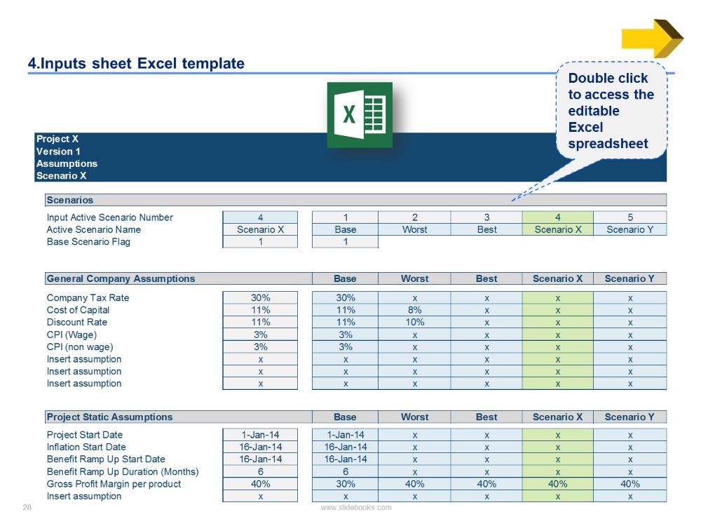Business Case Document Simple Business Case Template Ex