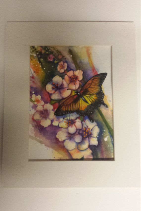 Hey, I found this really awesome Etsy listing at https://www.etsy.com/listing/267607457/butterfly-blossoms