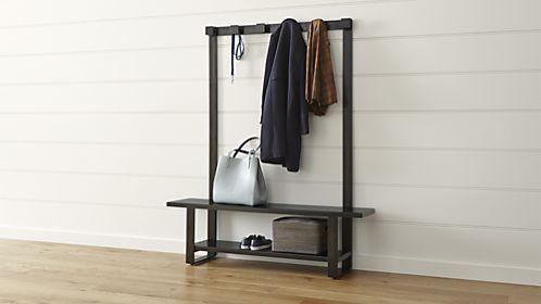 About Us Home Decor Ideas Coat Rack Bench Hallway