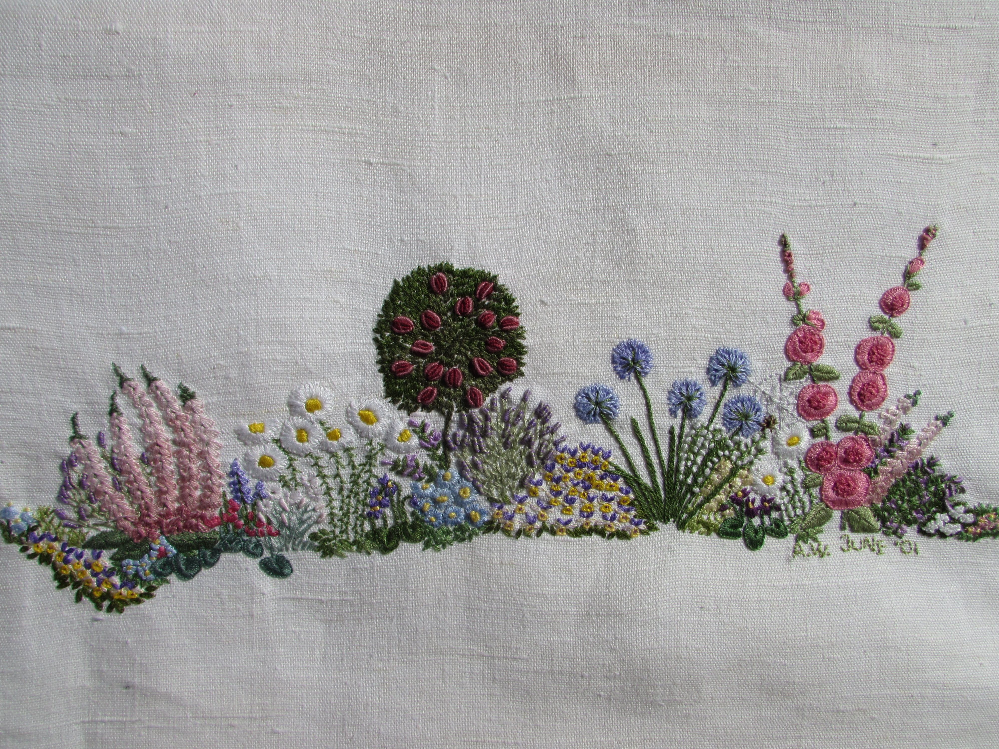 215 best embroidery images on Pinterest